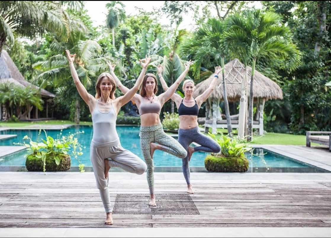 what to do in bali - yoga retrea