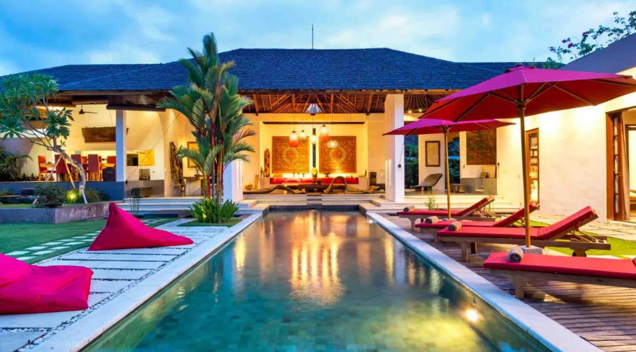 villa arte where to stay in bali