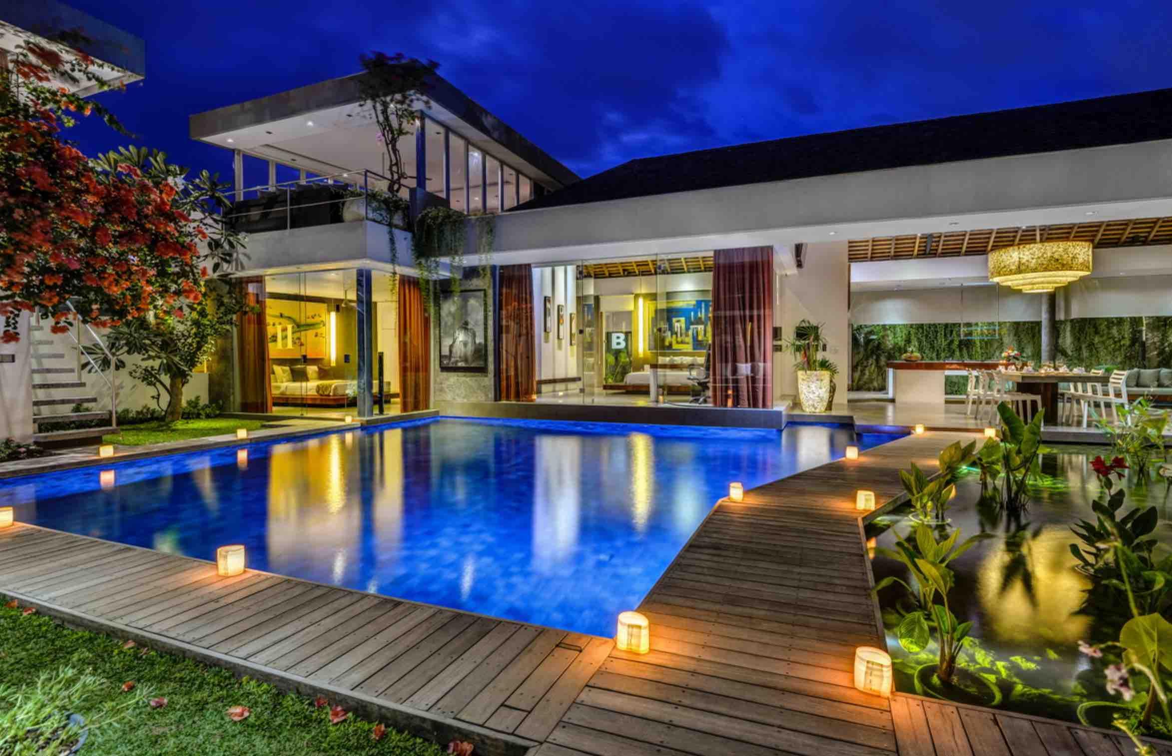 villa banyu - where to stay in Seminyak, bali