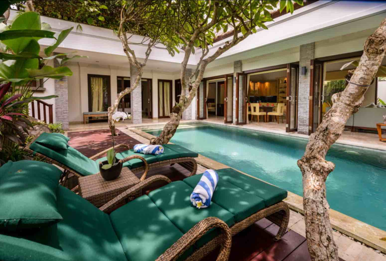villa siam - where to saty in bali