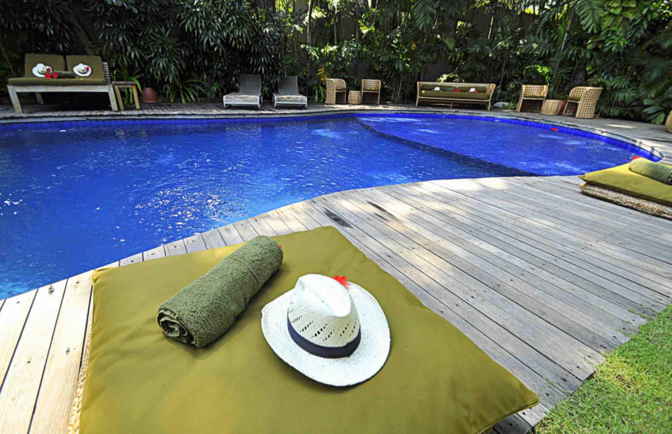 where to stay in bali - villa basilio