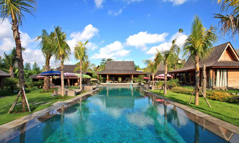 villa kayu in umalas - where to stay in bali
