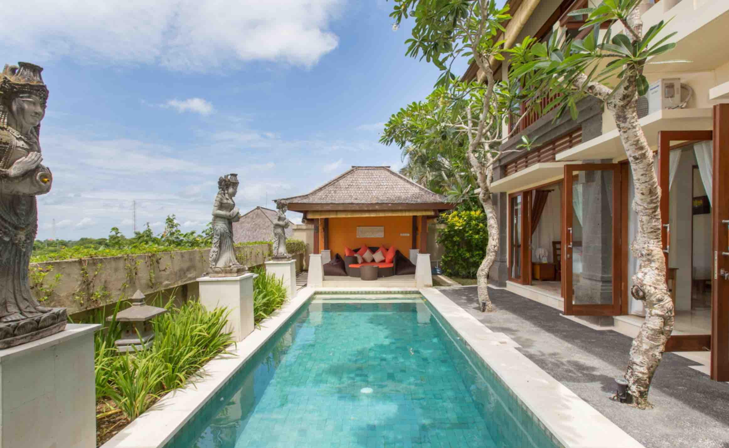 villa lidwina - where to stay bali