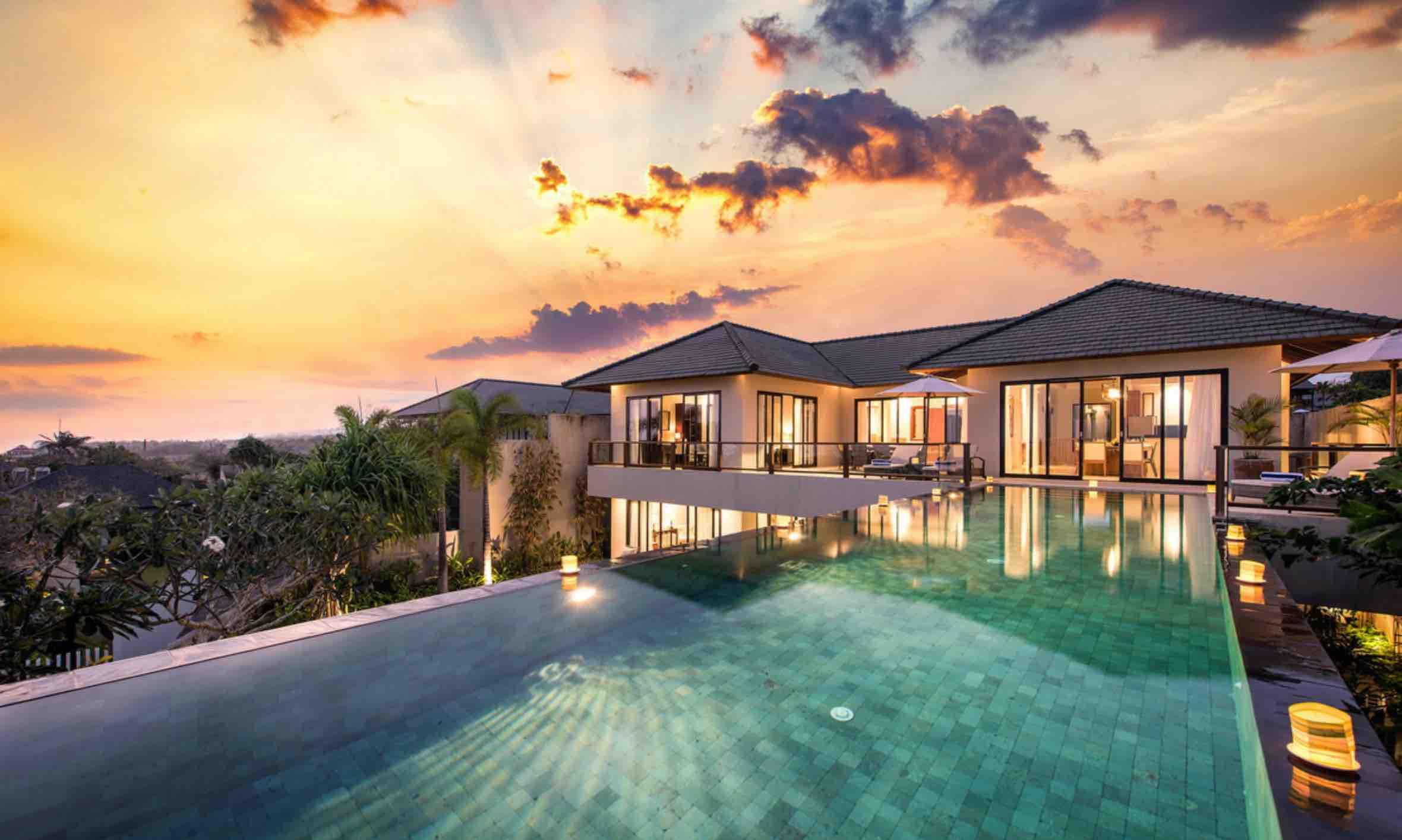 where to stay in Bali - villa dewi lanjar in uluwatu